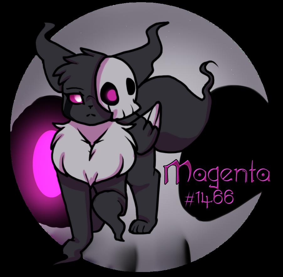 PKMN|Magenta|[ADOPTED] by DevilsRealm