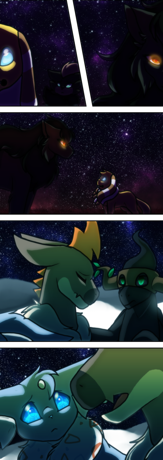 PKMN| The Reunion and Lingering Hope by DevilsRealm