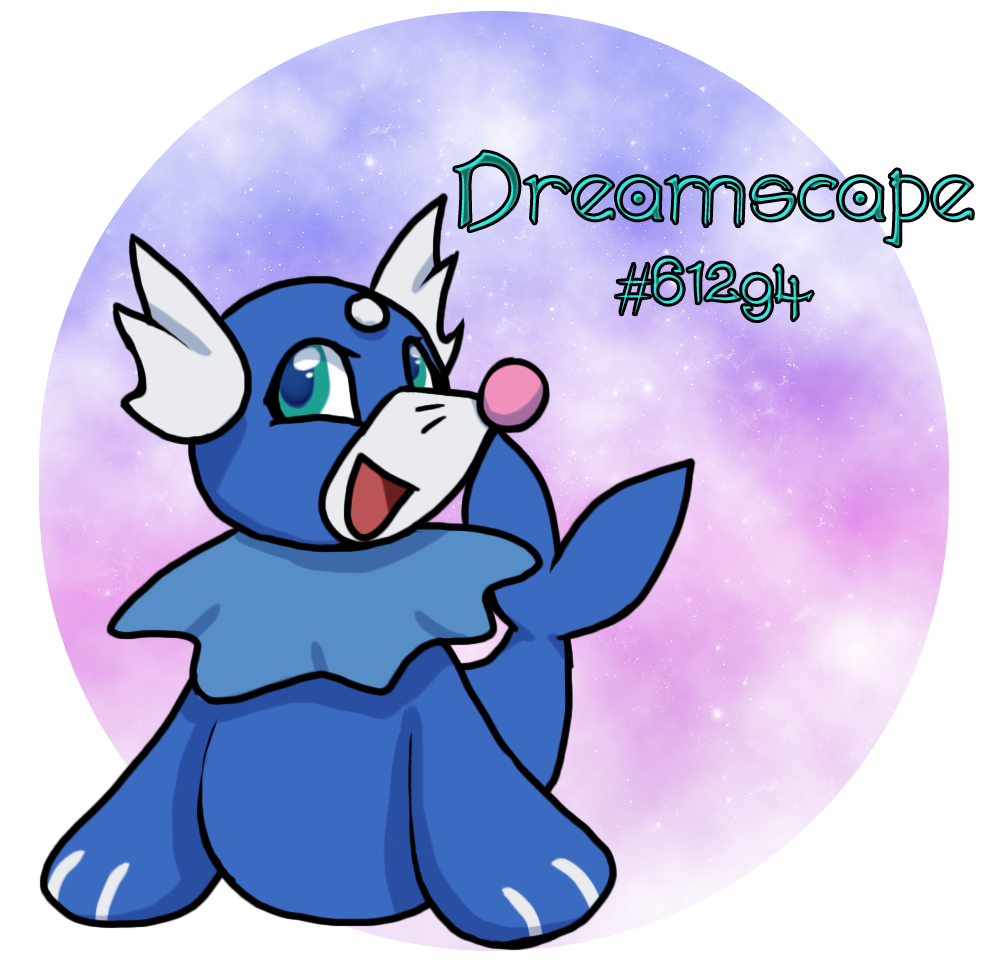 PKMN Dreamscape [ADOPTED] by DevilsRealm