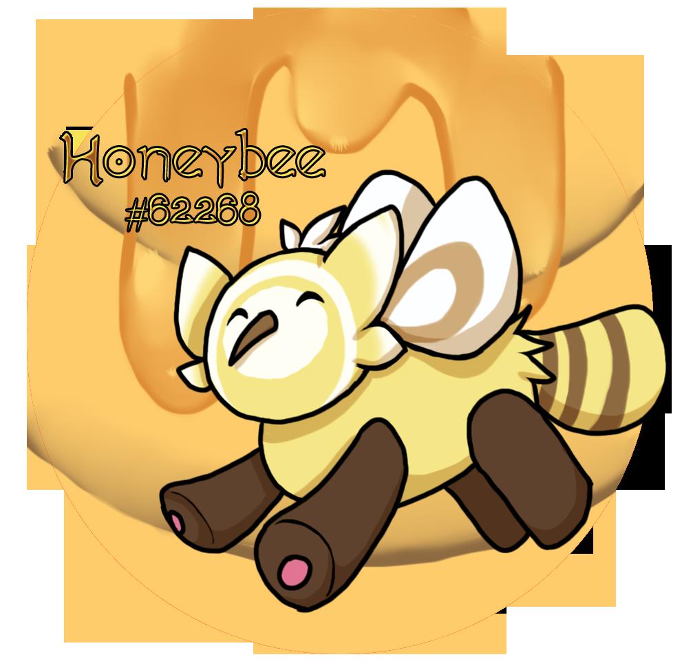 PKMN Honeybee  by DevilsRealm