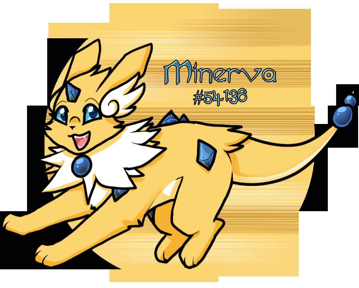 PKMN|Minerva| by DevilsRealm