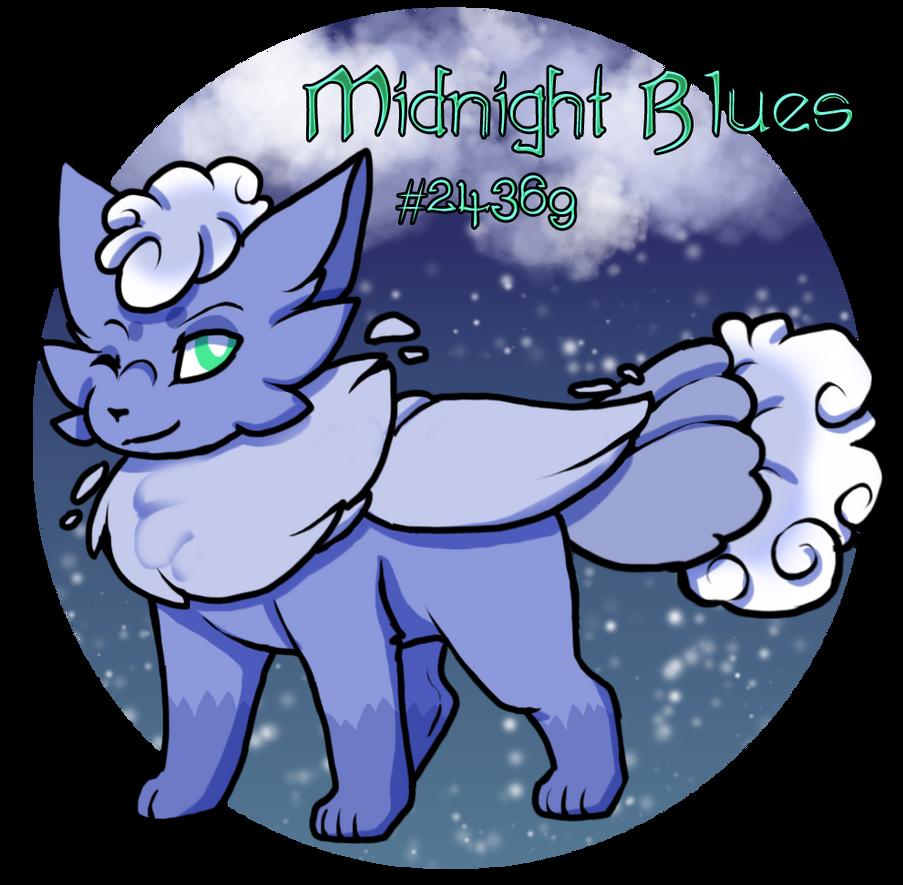 PKMN|Midnight Blues| by DevilsRealm