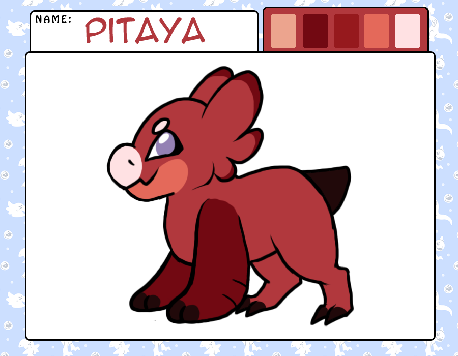 Wyngro|Pitaya|Approval by DevilsRealm