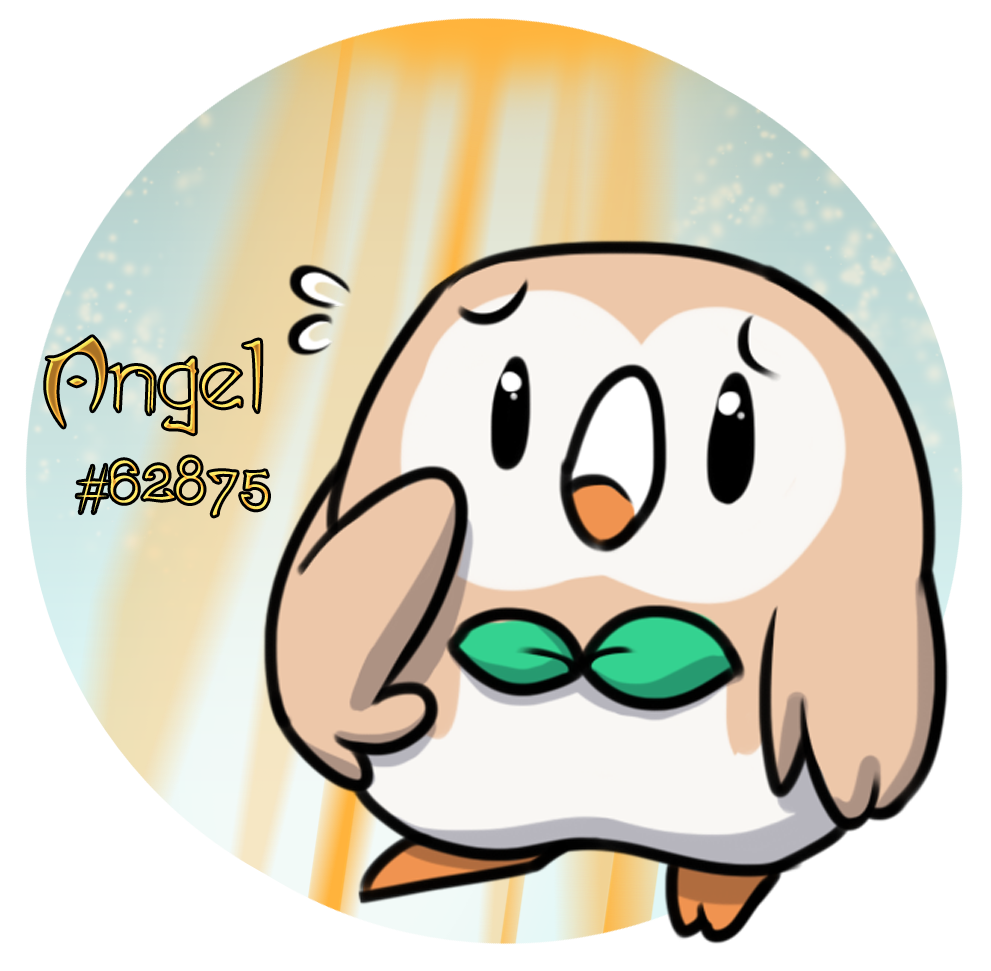 PKMN|Angel| by DevilsRealm