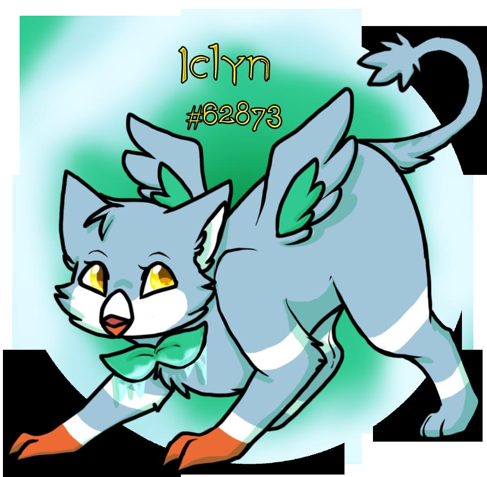 PKMN Iclyn  by DevilsRealm