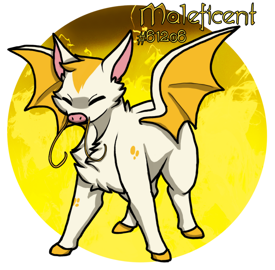 PKMN|Maleficent| by DevilsRealm