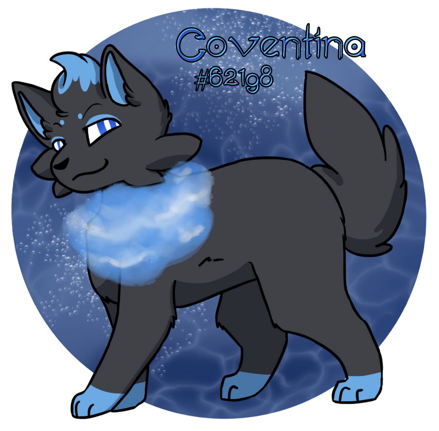 PKMN|Coventina| by DevilsRealm