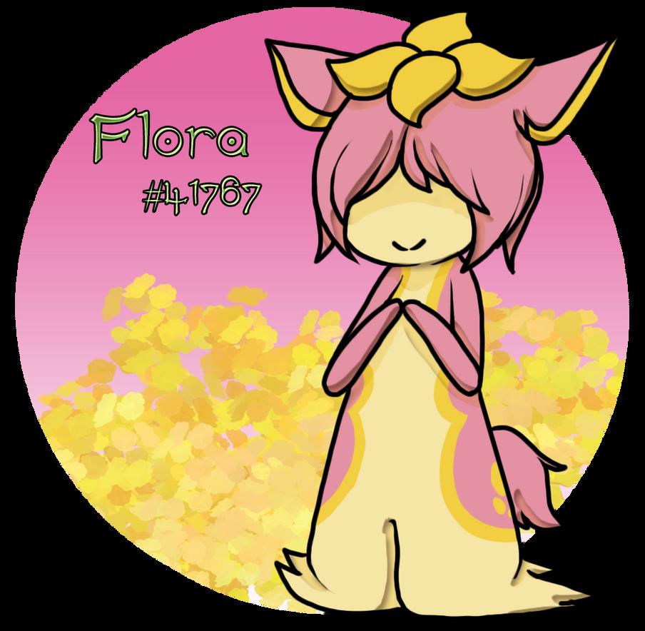 PKMN|Flora| by DevilsRealm