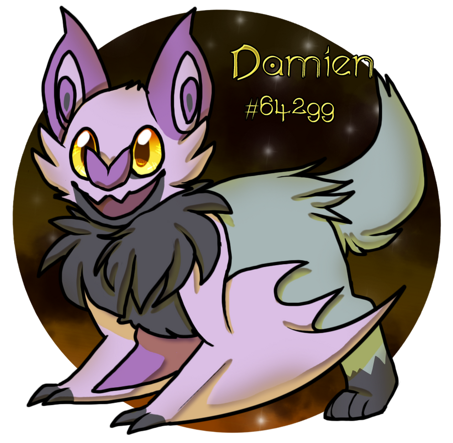 PKMN|Damien| by DevilsRealm
