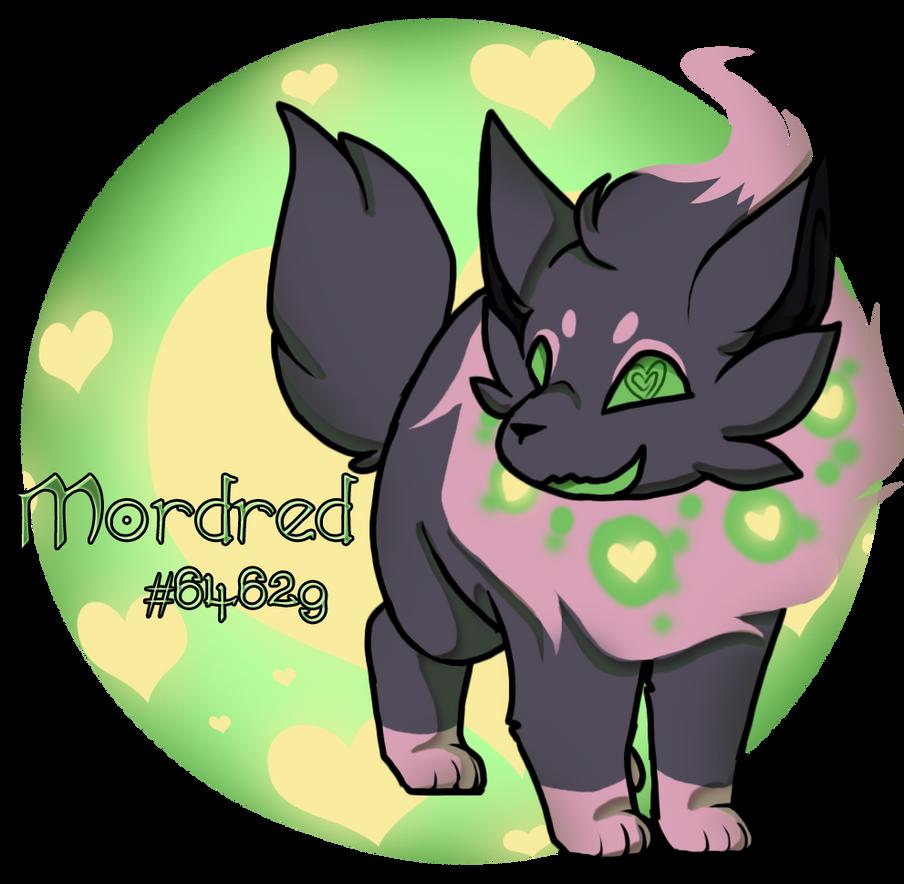 PKMN|Mordred| by DevilsRealm