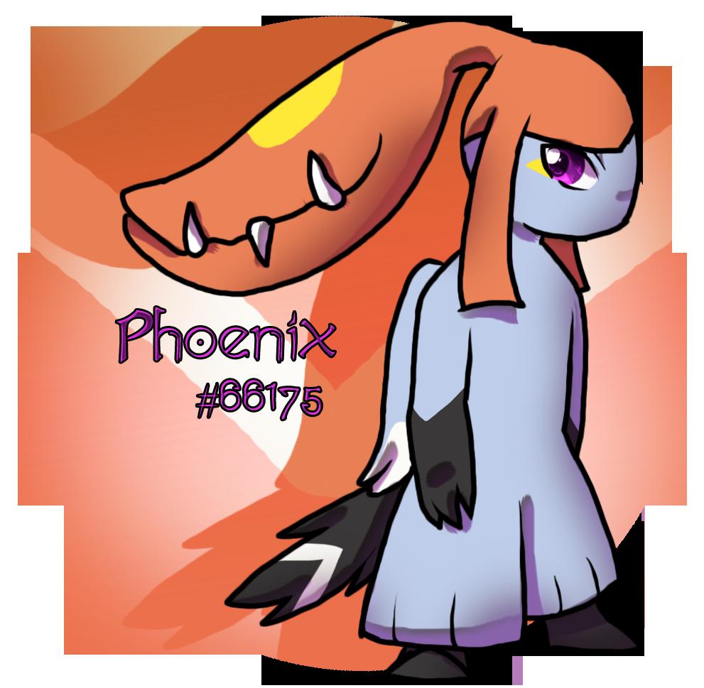 PKMN|Phoenix| by DevilsRealm