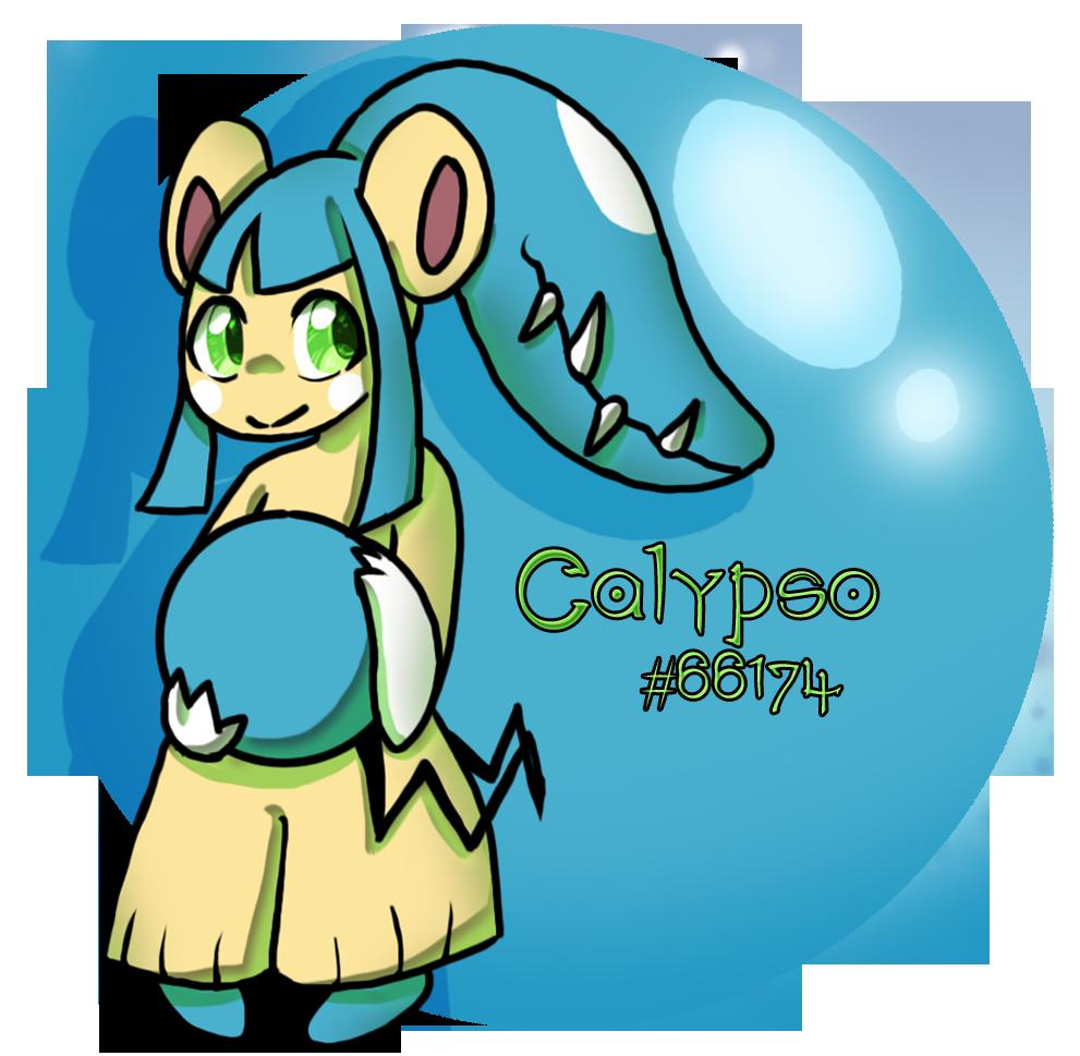 PKMN|Calypso| by DevilsRealm