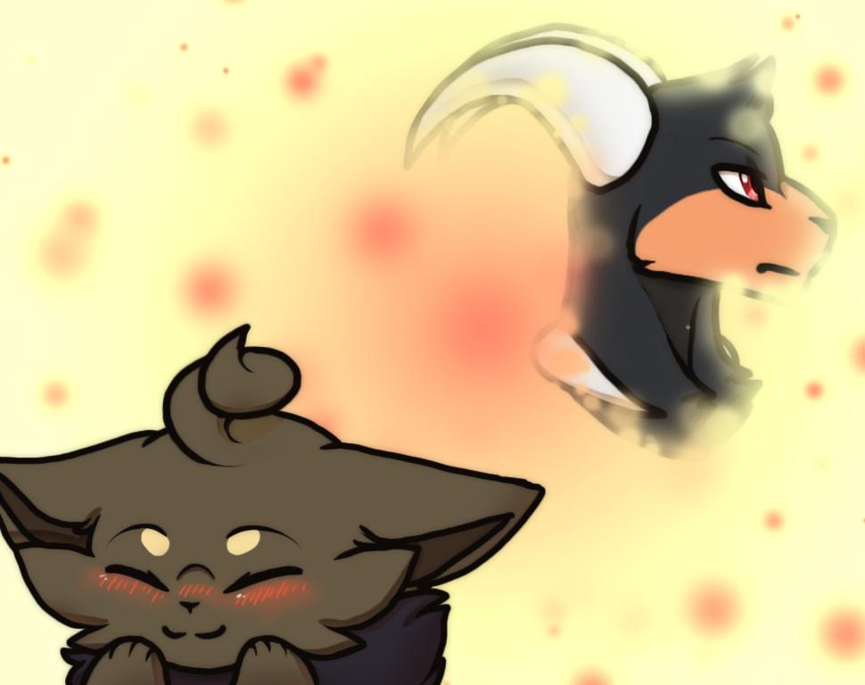 PKMN Puppy Crush INTENSIFIES  by DevilsRealm