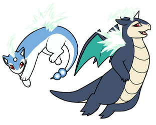 PKMN|Dragon Queen by DevilsRealm
