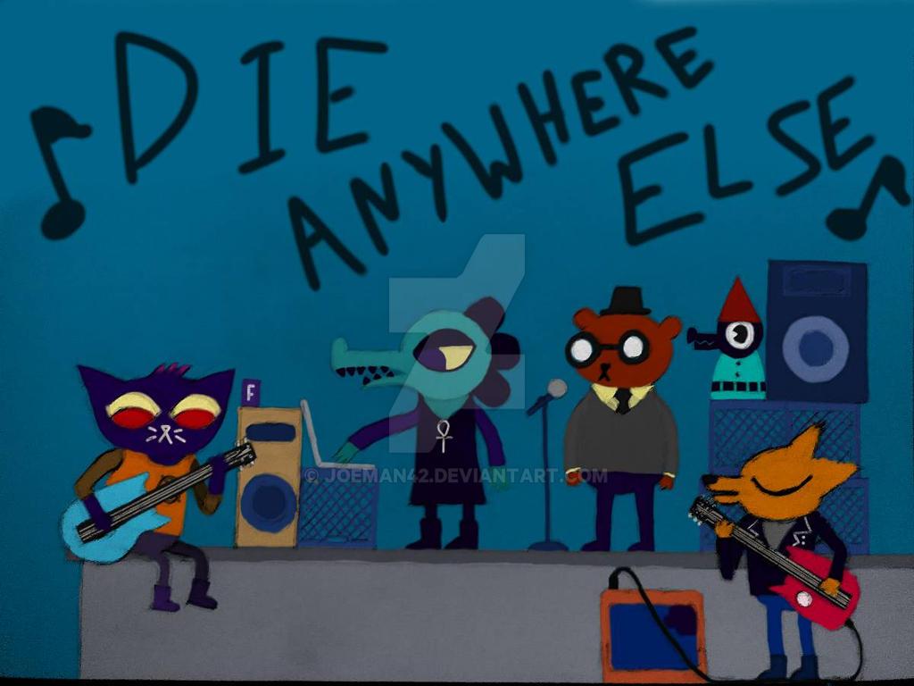 Die Anywhere Else by Joeman42