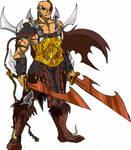 MOTU Blade Re-design