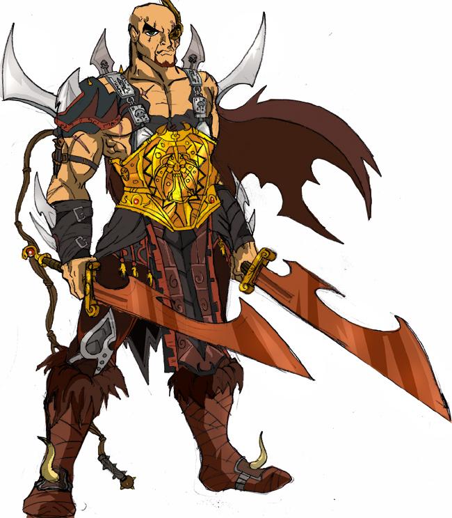 MOTU Blade Re-design by JazylH