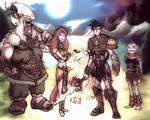 Beast Legion Heroes