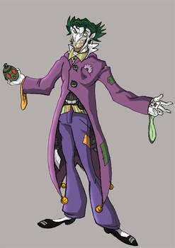 Batman Redesigns: Joker
