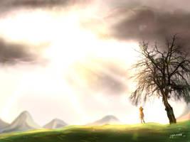 Heaven's Gaze by JazylH