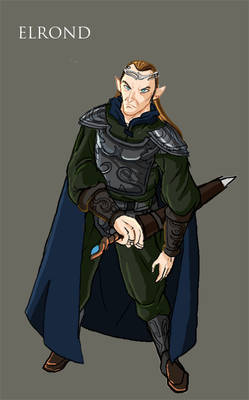 Day 4: Elrond