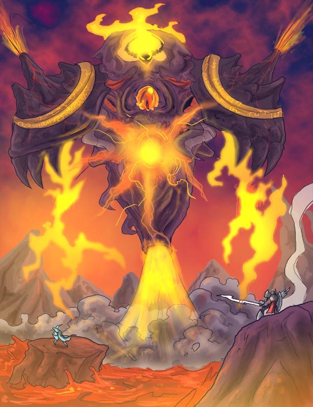 Pyrogoth Rift Contest by JazylH