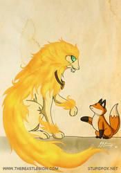 Brilight meets Stupid Fox by JazylH