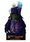 Lord Dragos Standee Design by JazylH