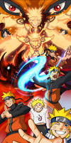 Naruto Evolution of a Hero!