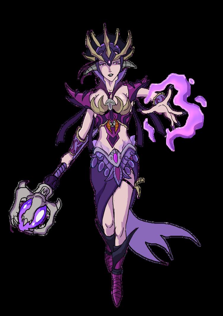 Evil Lynn- Anime Style Masters by JazylH