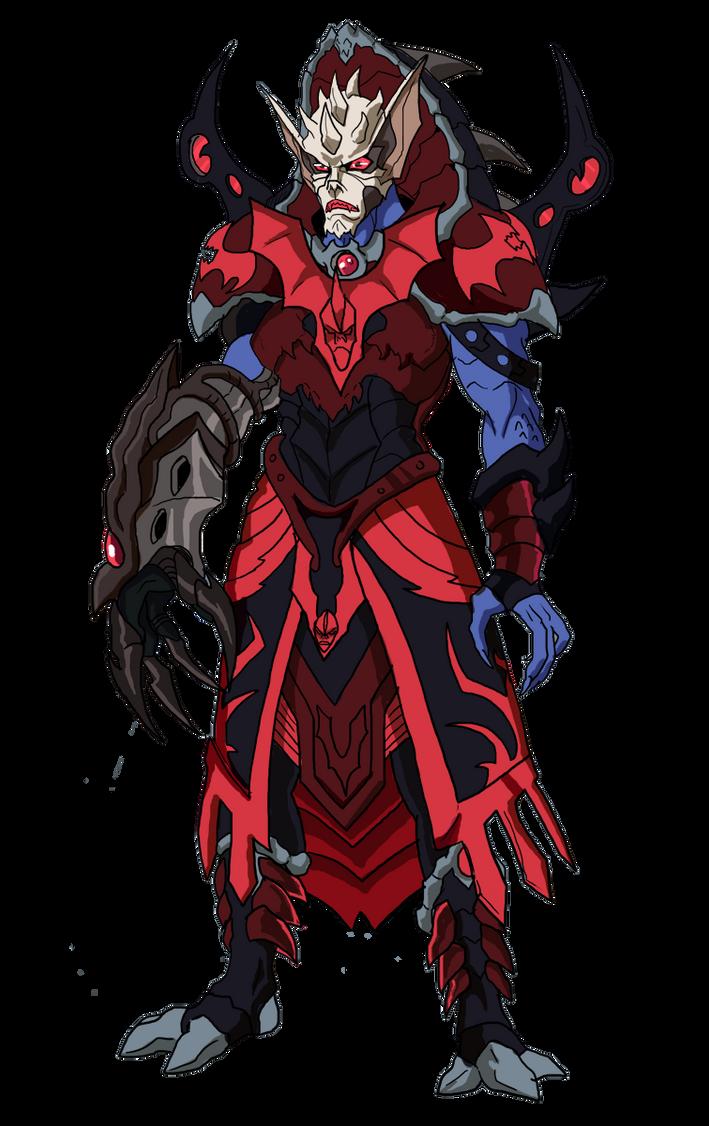 Anime Style Masters: Hordak by JazylH