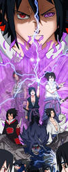Sasuke: Rise of the Avenger by JazylH
