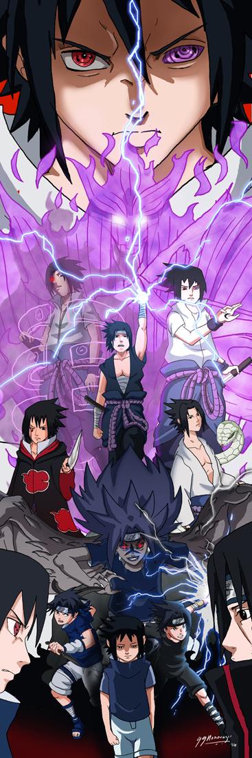 Sasuke: Rise of the Avenger by JazylH