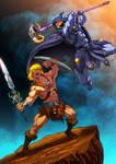 He-man V/s Skeletor - Eternal Enemies