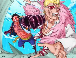 Gear Fourth Unleashed! by JazylH