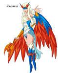 Anime Style Masters- Sorceress V.2