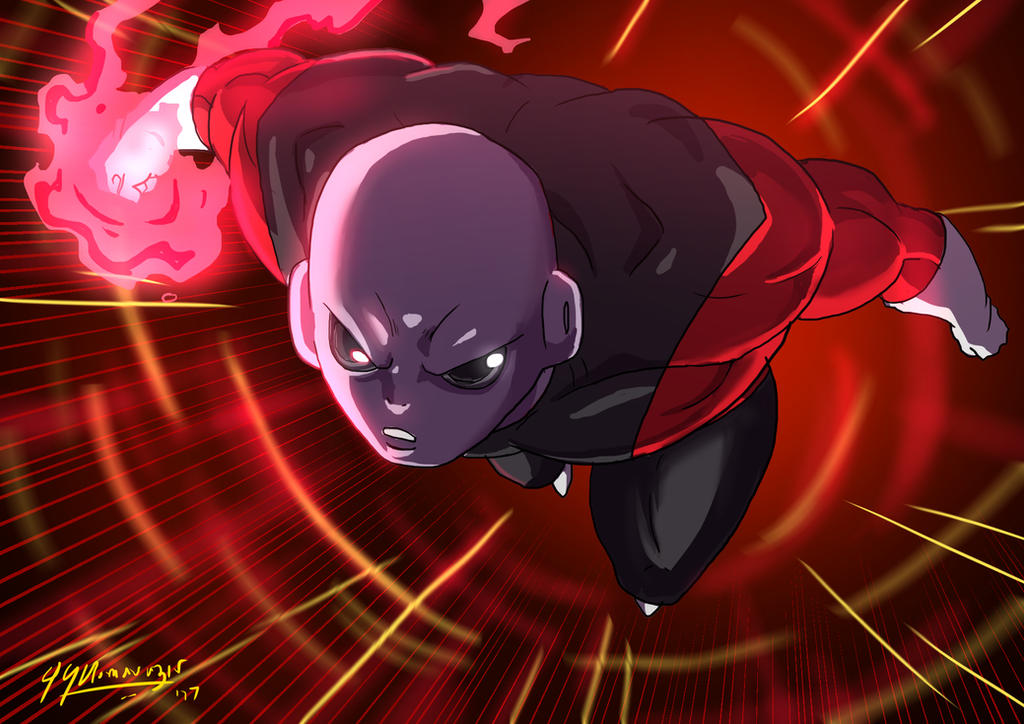 Jiren The Grey By JazylH
