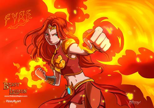 Fiery Fury