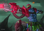 Anime Style Masters : Trap Jaw