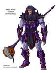 Battle Armor Skelly Color