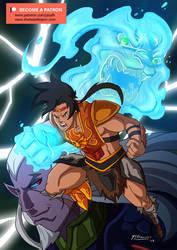 Beast Legion Poster