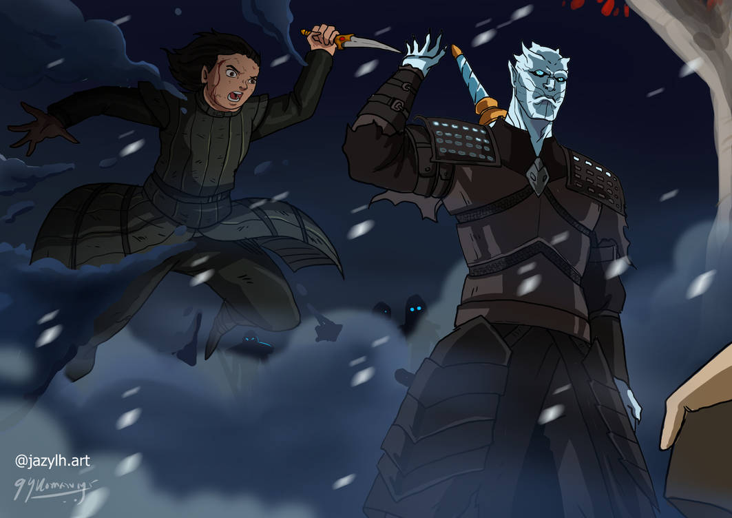 Stark Attack! by JazylH