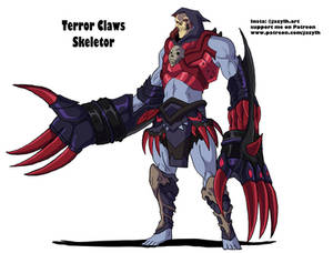Terror Claw Skeletor