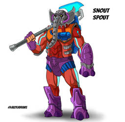 Snout Spout - Anime style Masters