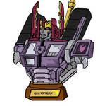 Armada Galvatron bust
