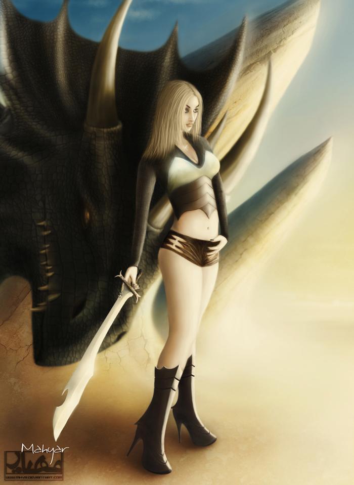 Dragon Age by mhyr