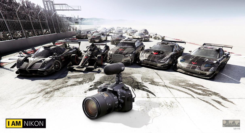 I AM Nikon by mhyr