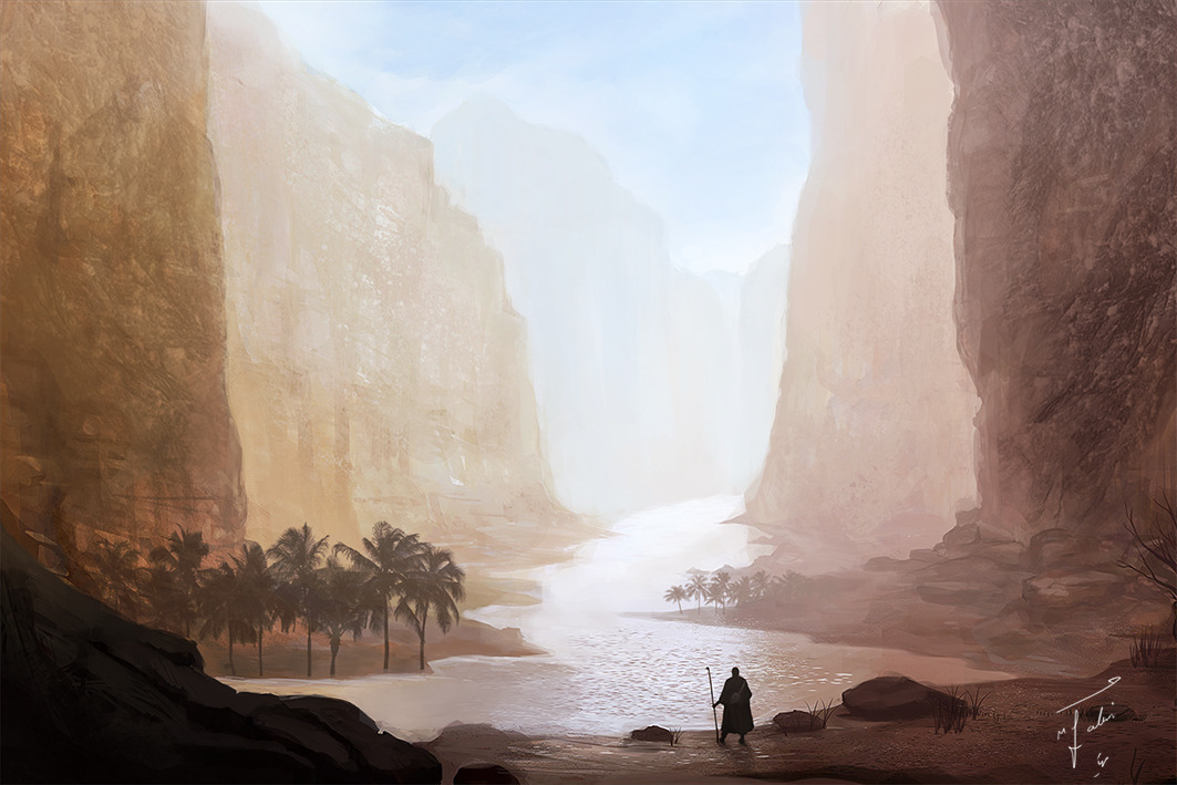 canyon passenger by mhyr