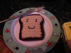 Toast by moominbadger