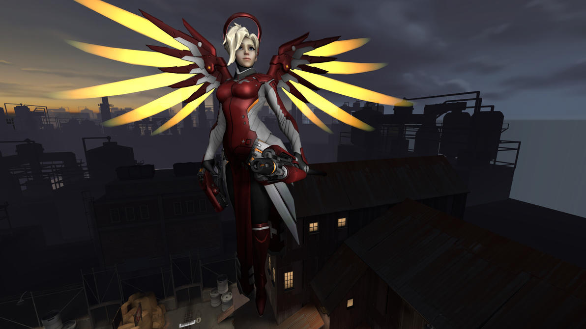 Mercy by TheDragonMedic